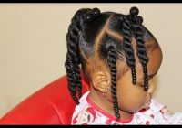 pin on girls braided styles Cute Hairstyles For Black Babies With Short Hair Ideas