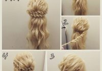 pin on hair styles Braided Hairstyle For Wedding Tutorial Choices