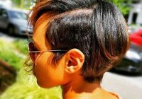 short relaxed pixie hair short relaxed hairstyles for black Cute Hairstyles For Short Relaxed Hair Inspirations