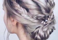 Stylish 10 beautiful braided updo hairstyles for women modern updo Braid Updo Long Hair Inspirations