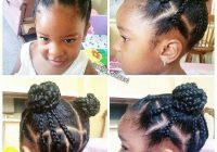 Stylish 10 cute back to school natural hairstyles for black kids Easy Hairstyles For African American Girls Ideas