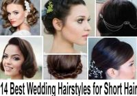 Stylish 14 best indian bridal hairstyles for short hair photos tips Best Hair Styles For Short Hair Choices