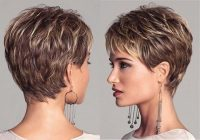 Stylish 15 euphoric short hairstyles for thick wavy hair Short Pixie Haircuts For Thick Curly Hair Choices