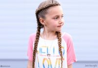 Stylish 18 cutest braid hairstyles for kids right now Cute Braiding Hair Styles Inspirations
