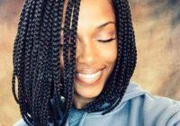 Stylish 20 trending box braids bob hairstyles for 2020 all things hair Latest Trending Braids Hairstyles Ideas