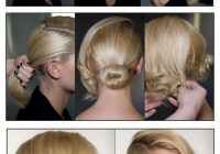 Stylish 21 great short hairstyle ideas and tutorials Short Hair Styling Tutorials Choices