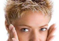 Stylish 21 short and spiky haircuts for women styles weekly Short Spiky Haircuts For Women Ideas