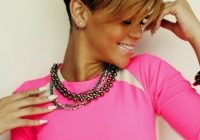 Stylish 22 easy short hairstyles for african american women Short Layered Bob Hairstyles African American