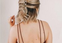 Stylish 25 easy wedding guest hairstyles thatll work for every Short Hairdos For Wedding Guest Inspirations