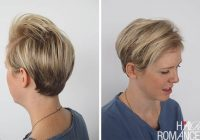 Stylish 3 quick and easy ways to style short hair hair romance Hot To Style Short Hair Choices