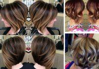 Stylish 30 stunning balayage hair color ideas for short hair 2021 Hair Color And Styles For Short Hair Choices