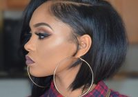 Stylish 30 trendy bob hairstyles for african american women 2021 Wedge Haircut For African American Hair Ideas