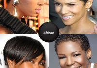 Stylish 34 african american short hairstyles for black women Afro American Short Haircuts Designs
