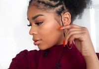 Stylish 50 african american natural hairstyles for medium length Natural Hairstyles For Medium Length Hair African American