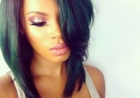 Stylish 50 bob hairstyles for black women hairstyles update African American Long Bob Hairstyles