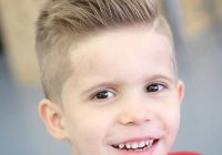 Stylish 50 cool haircuts for boys 2020 cuts styles Hairstyles For Kids With Short Hair Boys Ideas