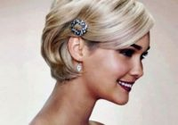 Stylish 50 superb wedding looks to try if you have short hair hair Short Hairstyle Ideas For Weddings Ideas