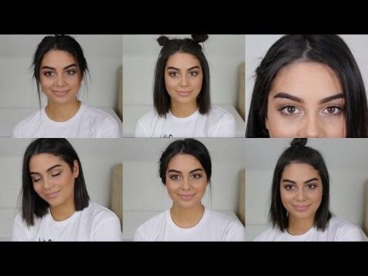 Permalink to 10 Awesome Back To School Hairstyles Short Hair