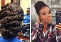 Stylish 61 beautiful micro braids hairstyles stayglam Micro Braids Hairstyles Pictures Ideas