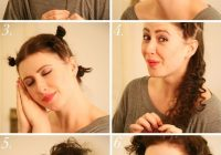 Stylish a great collection of 35 heatless hairstyle tutorials Styling Short Hair Without Heat Inspirations