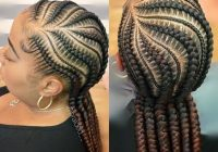 Stylish braid styles for natural hair growth on all hair types for Braids With Natural Hair Styles Choices