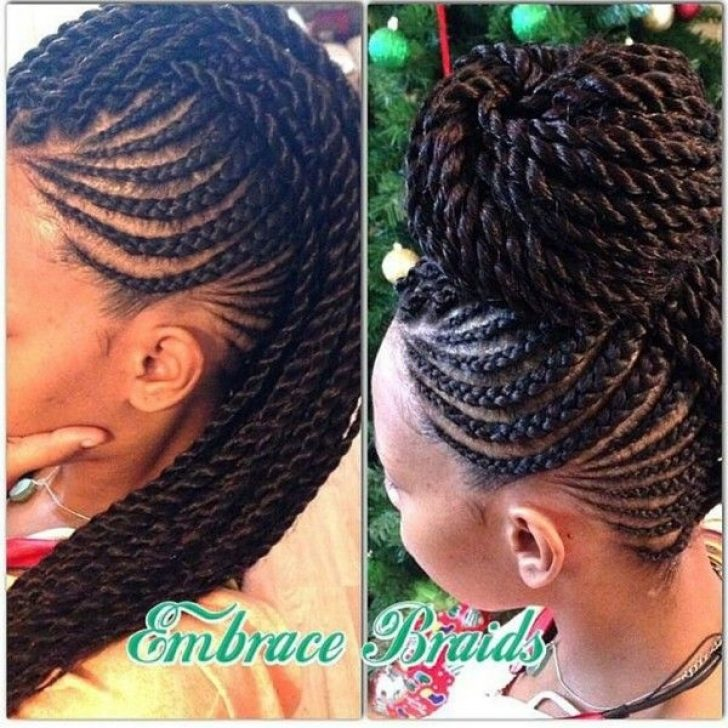 Permalink to Fresh African American Mohawk Braided Hairstyles Gallery