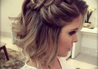 Stylish hairstyles for party 2019short and curly haircuts short Short Hairdos For Wedding Guest Inspirations