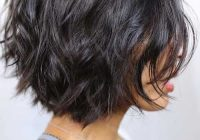 Stylish keep right up to date with approaching brand new hair trends Short Haircuts For Thick Wavy Hair Choices