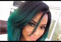 Stylish long layered bob hairstyles for black women African American Layered Hairstyles