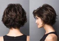 Stylish love this haircut short wavy hair thick hair styles Short Haircuts For Thick Wavy Hair Ideas