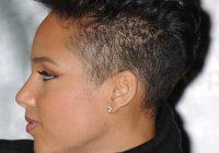 Stylish mohawk short hairstyles for black women Short Hair Mohawk Styles For Black Women Choices