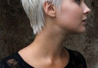 Stylish pin on angles Short White Hair Styles Inspirations