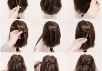 Stylish short going stylish cute hairstyles for short hair Cute Short Hairstyles At Home Inspirations