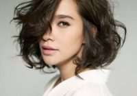 Stylish short hairstyles for wavy hair goshorthairstyles Curled Short Hair Styles Inspirations