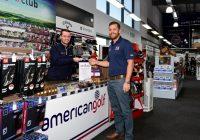 the south lead the way in american golf charity raffle American Golf Edinburgh Braid Hills Ideas