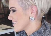 Trend 12 adorable stylish short haircuts for thick hair Short Hairstyles For Thick Hair And Long Face Ideas