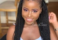 Trend 2019 charming and trendy braids to try african hair African Braids Hair Style Inspirations