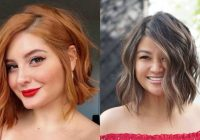 Trend 23 flattering short hairstyles for round faces stylesrant Best Hairstyle For Round Face Short Hair Choices