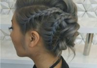 Trend 25 chic braided updos for medium length hair hairstyles weekly Braided Updo Hairstyles For Medium Hair Ideas