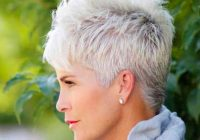 Trend 34 flattering short haircuts for older women in 2020 Short Hair Style Woman Ideas