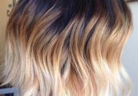 Trend 35 hottest short ombre hairstyles for 2019 best ombre hair Short Hair Ombre Styles Choices