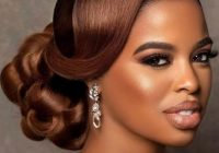 Trend 42 black women wedding hairstyles that full of style African American Hairstyles For Weddings