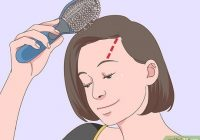 Trend 5 ways to style short hair wikihow Hot To Style Short Hair Inspirations