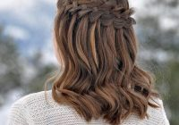 Trend 50 medium length hairstyles we cant wait to try out hair Braided Hairstyles For Medium Length Hair With Layers Inspirations