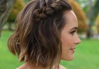 Trend 50 superb wedding looks to try if you have short hair hair Short Hairstyle For Maid Of Honor Ideas