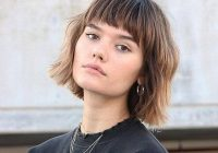 Trend 50 ways to wear short hair with bangs for a fresh new look Short Hair With Bangs Styles Inspirations