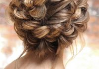 Trend 55 fun and easy updos for long hair lovehairstyles Braid Updo Long Hair Choices