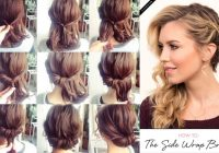 Trend 60 easy step step hair tutorials for long mediumshort Cute Updos For Short Hair Tutorials Ideas