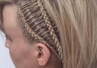Trend 73 stunning braids for short hair that you will love Short Hair Styles With Braids Choices