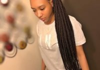 Trend best hairstyle for growing out short hair braided African American Braids Pinterest Designs